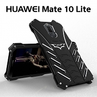 Huawei Mate 10 Lite Bat Armor Metal Case