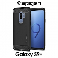 Spigen Rugged Armor Case for Samsung Galaxy S9+