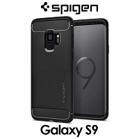 Spigen Rugged Armor Case for Samsung Galaxy S9