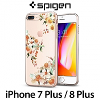Spigen Liquid Crystal Aquarelle Soft Case for iPhone 7 Plus / 8 Plus
