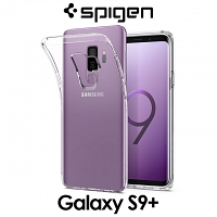 Spigen Liquid Crystal Case for Samsung Galaxy S9+