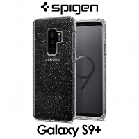 Spigen Liquid Crystal Glitter Soft Case for Samsung Galaxy S9+