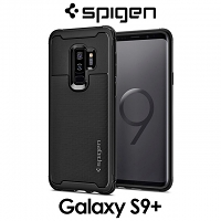 Spigen Rugged Armor Urban Case for Samsung Galaxy S9+