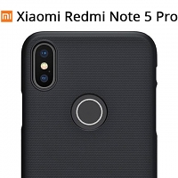 NILLKIN Frosted Shield Case for Xiaomi Redmi Note 5 Pro