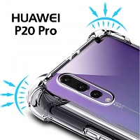 Imak Shockproof TPU Soft Case for Huawei P20 Pro