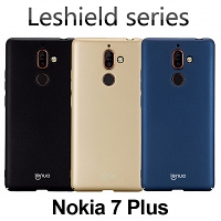 LENUO Leshield Series PC Case for Nokia 7 Plus
