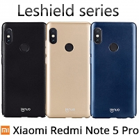 LENUO Leshield Series PC Case for Xiaomi Redmi Note 5 Pro