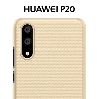 NILLKIN Frosted Shield Case for Huawei P20