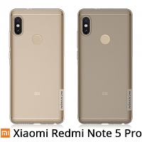 NILLKIN Nature TPU Case for Xiaomi Redmi Note 5 Pro
