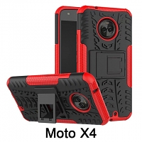 Motorola Moto X4 Hyun Case with Stand