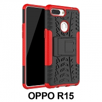 OPPO R15 Hyun Case with Stand