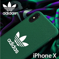 Adidas Adicolor Snap Case for iPhone X