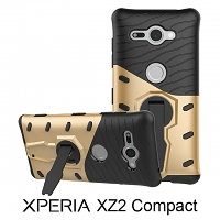 Sony Xperia XZ2 Compact Armor Case with Stand