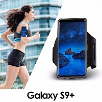 Samsung Galaxy S9+ Gear Stand Case with Armband