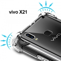 Imak Shockproof TPU Soft Case for vivo X21