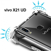 Imak Shockproof TPU Soft Case for vivo X21 UD