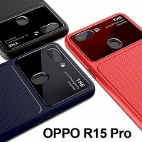 LENUO LeJazz Series TPU Case for OPPO R15 Pro