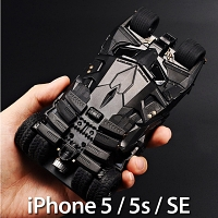 Crazy Case Batmobile Tumbler Case for iPhone 5 / 5s / SE