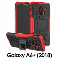 Samsung Galaxy A6+ (2018) Hyun Case with Stand