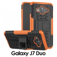 Samsung Galaxy J7 Duo Hyun Case with Stand
