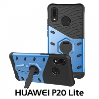 Huawei P20 Lite Armor Case with Stand