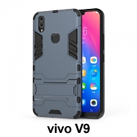 vivo V9 Iron Armor Plastic Case