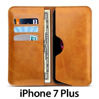 iPhone 7 Plus Leather Sleeve Wallet