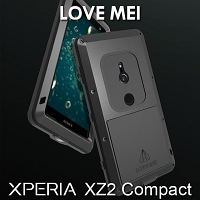 LOVE MEI Sony Xperia XZ2 Compact Powerful Bumper Case