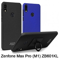 Imak Marble Pattern Back Case for Asus Zenfone Max Pro (M1) ZB601KL