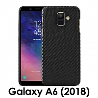 Samsung Galaxy A6 (2018) Twilled Back Case