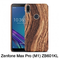 Asus Zenfone Max Pro (M1) ZB601KL Woody Patterned Back Case