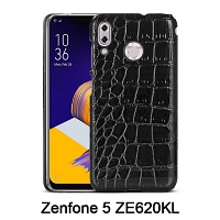 Asus Zenfone 5 ZE620KL Crocodile Leather Back Case