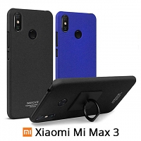 Imak Marble Pattern Back Case for Xiaomi Mi Max 3