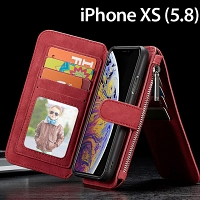 iPhone XS (5.8) Diary Wallet Case