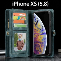 iPhone XS (5.8) Diary Wallet Folio Case