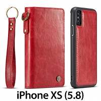 iPhone XS (5.8) EDC Wallet Case