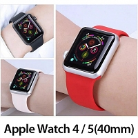 Apple Watch 4 (40mm) Silicone Watch Band
