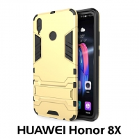 Huawei Honor 8X Iron Armor Plastic Case