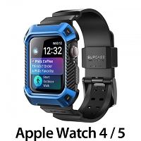 Supcase Unicorn Beetle Pro Wristband Case for Apple Watch 4 (2018)