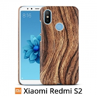 Xiaomi Redmi S2 (Redmi Y2) Woody Patterned Back Case