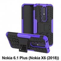 Nokia 6.1 Plus (Nokia X6 (2018) Hyun Case with Stand
