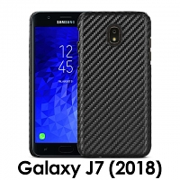 Samsung Galaxy J7 (2018) Twilled Back Case