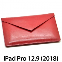 iPad Pro 12.9 (2018) Leather Pouch