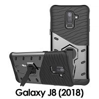 Samsung Galaxy J8 (2018) Armor Case with Stand