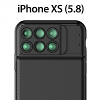 iPhone XS (5.8) Lens Case