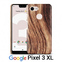 Google Pixel 3 XL Woody Patterned Back Case