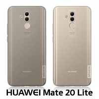 NILLKIN Nature TPU Case for Huawei Mate 20 Lite