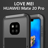 LOVE MEI Huawei Mate 20 Pro Powerful Bumper Case