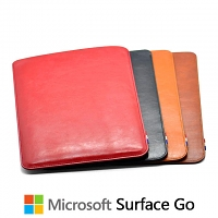 Microsoft Surface Go Leather Sleeve