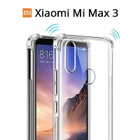 Imak Shockproof TPU Soft Case for Xiaomi Mi Max 3